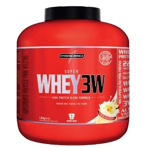 Super Whey 3W (1,8kg) - Integralmedica