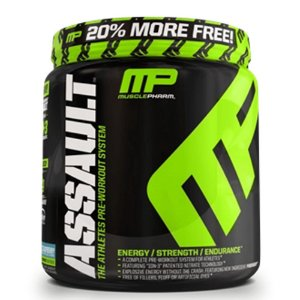 Assault (522g) - MusclePharm