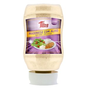 Maionese Com Alho (330g) - Mrs Taste