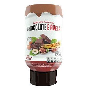 Calda Chocolate e Avelã (335g) - Mrs Taste