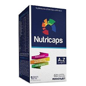 Nutricaps (60caps) - Maxinutri