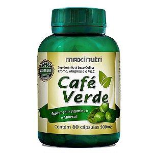 Café Verde  (60caps) - Maxinutri