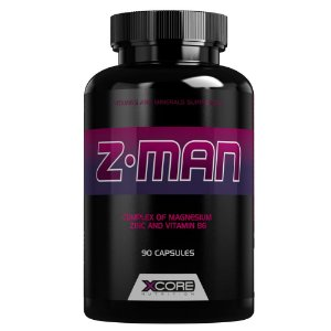 Z-Man (90caps) - Xcore Nutrition