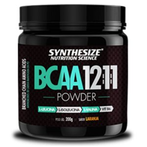 Bcaa 12:1:1 (200g) - Synthesize