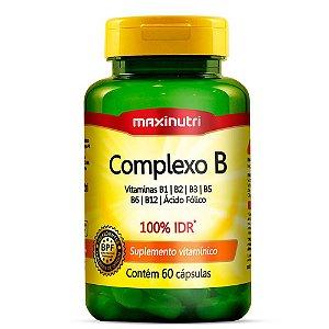 Complexo B (60caps) - Maxinutri
