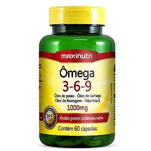 Omega 3/6/9 (60caps) - Maxinutri