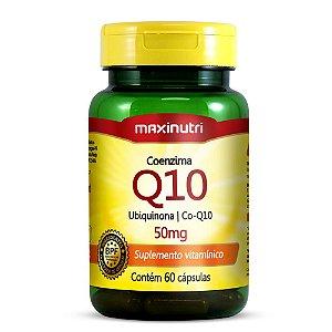 Coenzima Q10 (60caps) - Maxinutri