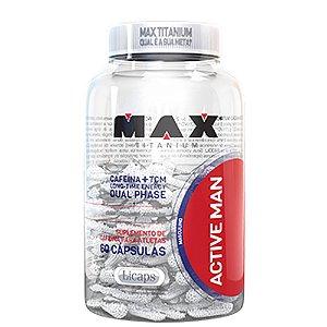 Active Man (60caps) - Max Titanium