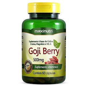 Goji Berry (60caps) - Maxinutri
