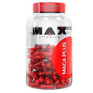 Maca Plus (120caps) - Max Titanium