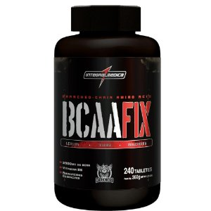 BCAA FIX (240tabs) - Integralmedica