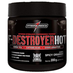 F-Destroyer HOT (200g) - Integralmedica