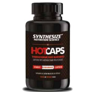 Hotcaps (60caps) - Synthesize