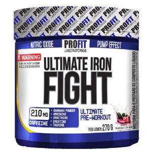 Ultimate Iron Fight (270mg) - Profit