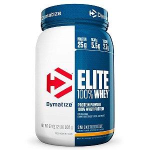 Elite 100% Whey (900g) - Dymatize