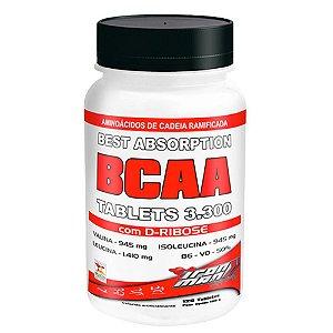 BCAA 3300  C/ D-Ribose (120tabs) - New Millen
