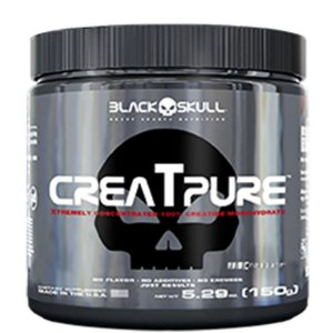 CreaTpure (150g) - BlackSkull
