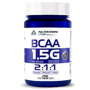BCAA 1,5G (60tabs) - Nutrition Labs