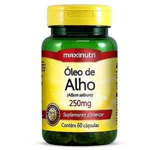 Oleo de Alho (60caps) - Maxinutri