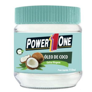 Oleo de coco (150ml) - Power1One