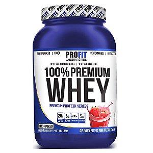 100% Premium Whey (907g) - Profit