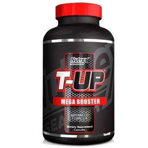 T-Up Mega Booster (60caps) - Nutrex