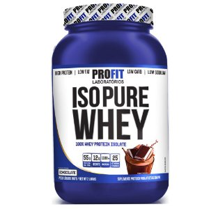 Iso Pure Whey (900g) - Profit