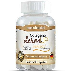 Colágeno DermUP (90caps) - Maxinutri