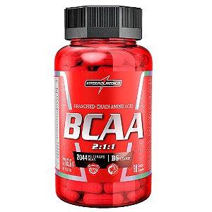 BCAA 2:1:1 (90caps) - Integralmedica