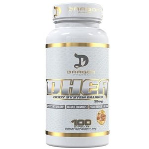 DHEA 25mg  100caps - Dragon Pharma
