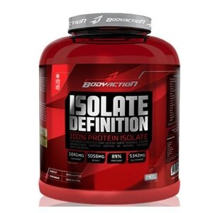 Isolate Definition (2kg) - Body Action