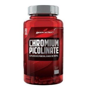 Chromium Picolinate (100caps) - Body Action