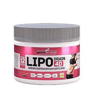 Termogênico Lipo Drain 4d (100g) - Body Action