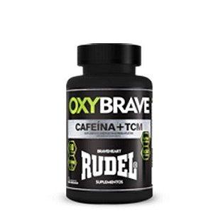 Termogênico OxyBrave (60caps) - Rudel