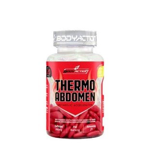 Thermo Abdomen (120tabs) - Body Action
