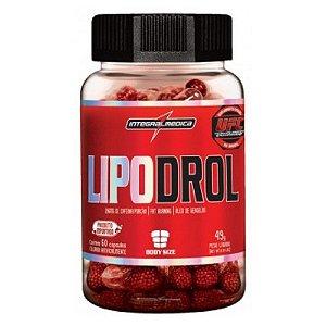 LipoDrol (60 cápsulas) - Integralmedica