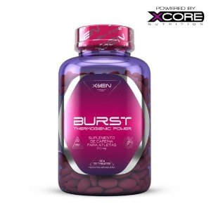 BURST Thermogenic Power (120tabs) - XGEN