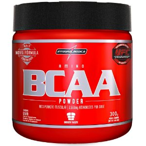 BCAA Powder (300g) - IntegralMédica