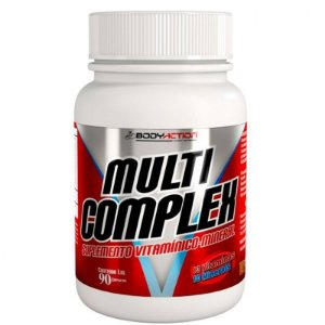 Multi Complex (90caps) - Body Action