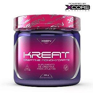 KREAT Creatine Monohydrate (300G) - XGEN