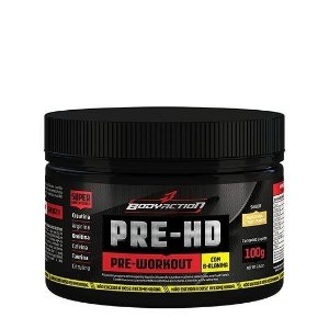 Pré-HD com Beta-Alanina (100g) - Body Action