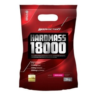 Hard Mass 18000 (3000g) - Body Action