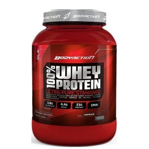 100% Whey Protein (900g) - Body Action