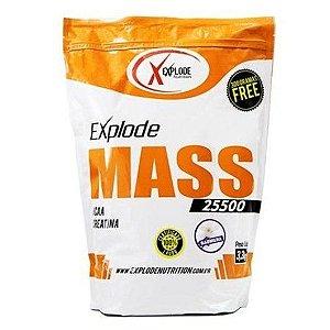 Explode Mass (3kg) - Explode Nutrition