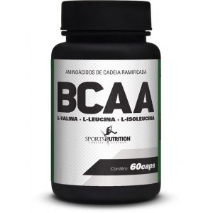 BCAA 2500 (60caps) - Sports Nutrition