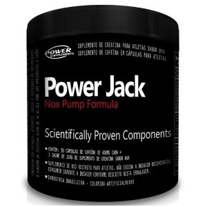 Power Jack Nox Pump (150g) - Power Supplements
