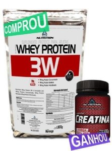 3W Whey Protein (1,8kg) - Nutrition Labs [GRATIS CREATINA 100G]