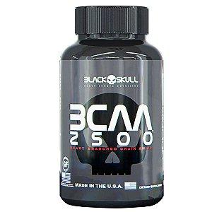 BCAA 2500 (120 tabs) - Black Skull