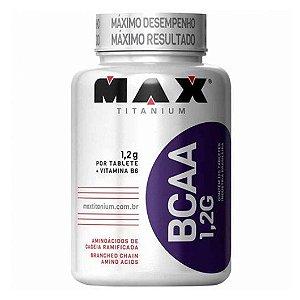 BCAA 1,2G c/ Vitamina B6 (272tabs) - Max Titanium