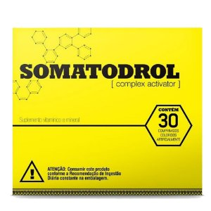 Somatodrol (30comp) - Iridium Labs